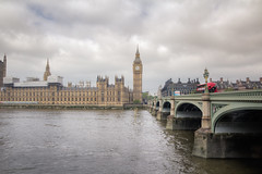 Westminster Bridge and the Palace of Westminster (daverodriguez) Tags: westminsterbridge london housesofparliament westminster england unitedkingdom gb