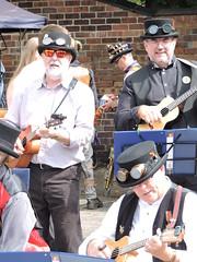 Lincoln Ukulele (corrallmccormack) Tags: steampunk lincoln asylum ukulele