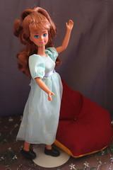Flying Wendy (Disney Exclusive) (Kewpie83) Tags: barbie mattel disney wndy peter pan wendy exclusive flying skipper