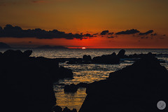 Sunset (jdelrivero) Tags: mar beach sunset lugares atardecer elementos barrika espaa playa elements places puestadesol sea spain elexalde euskadi es