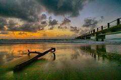 IMG_9373 ~ pagi di kijal (achem74) Tags: kijal terengganu kemaman malaysia visitterengganu tourismterengganu travel places trip beach seascapes coast canon eos eos700d canoneos700d canonlens 10mm18mm wideangle sunrise morning