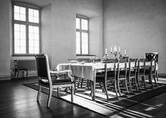 Orebro slott, interior (Michael Erhardsson) Tags: rebroslott interir rum empty plats lokal room svartvitt 2015 rebro