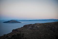 Sunset at Isla Amantani (atsubor) Tags: peru titicaca puno island amantani lake sunset
