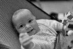 Orla (WhenIWake) Tags: babies baby 35l bw black white blackandwhite blackwhite canon photography portraits softfocus shallowdof dof shallow