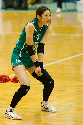 Flickriver: Volleyball Photos_JP's photos tagged with 早坂梢依