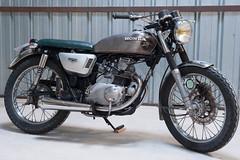 Honda CB125 K5