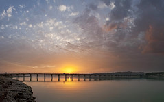 Sunset (paza140) Tags: sunset panorama lake turkey national adana geographic seyhan paza140