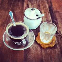 J12. Food and Coffe at Chiang Rai (nicolas raybaud) Tags: food coffee foodporn chiangrai foodthai uploaded:by=flickrmobile flickriosapp:filter=nofilter