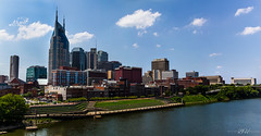 20120807-Nashville Panorama (2)_Print (Brian.A.Hill) Tags: panorama canon waterfront nashville tennessee 7d downtownnashville