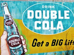 Double Cola (tikitonite) Tags: