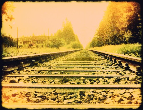 endless railroad take me away from here