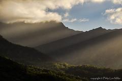 Kilauea Views (philipleemiller) Tags: clouds landscape hawaii kauai lightrays pacificislands d600