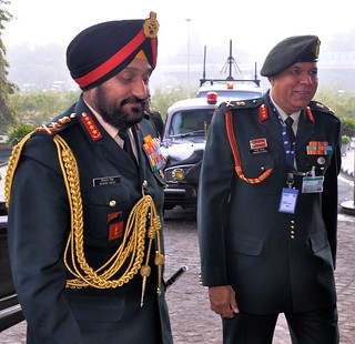Chief of the Army Staff General Bikram Singh r...