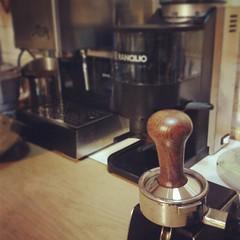 #pressino #motta #gaggiaclassic #ranciliorocky #caffe #coffee #espresso siete tutti invitati a bere un buon espresso!
