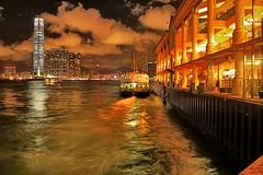 Best of Hongkong at night