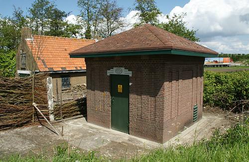 "Oostdijk, Lavendeldijk 2a: Trafostation ""Oostdijk"""