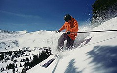 skiing7 (OvalSkiClub) Tags: winter mountain snow sport sunny activity slopes