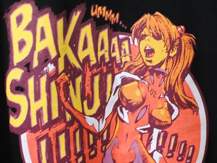 Erostika - 新世紀福音戰士新劇場版:Q × Rockin'Jelly Bean T恤登場!~