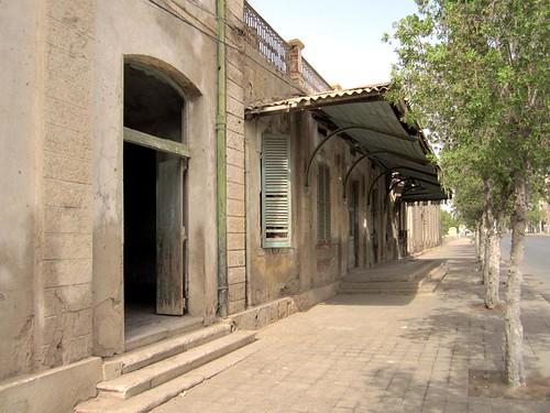 Massawa Railway Station