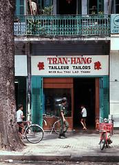 Saigon 1969 - Đường Thái Lập Thành, nay là Đông Du (manhhai) Tags: 1969 1968 saigon brianwickham