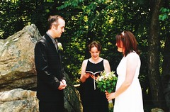 Scan-130304-0025 (Area Bridges) Tags: 2003 wedding newyork june ceremony weddingceremony june2003 poundridge june262003