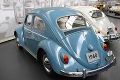 VW Kfer 1960 (pilot_micha) Tags: auto car museum germany volkswagen deutschland oldtimer deu mrz wolfsburg wob vwkfer niedersachsen 2013 vwmuseum volkswagenmuseum baujahr1960 fahrzeugmuseum 03032013 dieselstrase35