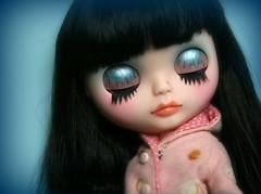 Dori's eyelids :)