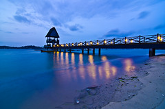 Singapore - Changi Beach (Wang Guowen (gw.wang)) Tags: singapore changibeach