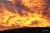Burning sky1 (pedrographer) Tags: chile clouds nubes redsky burningsky reddawn redclouds burningclouds nubesrojas cieloenllamas nikkoraf70210mmf456