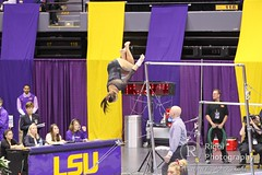 LSU vs Georgia Gymnastics 2013 (some NOLA) Tags: college sports louisiana university gymnastics batonrouge uga