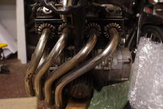 leica honda 28mm moto motorcycle cb cb400f f28 exhaust manifold 400f elmaritr leitax