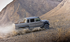 Mercedes-Benz G63 AMG 6x6 (BestMotoring.CN) Tags: 6x6 truck pickup mercedesbenz suv amg g63