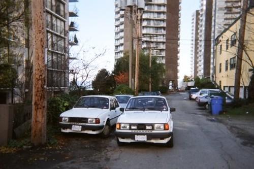 Skoda 135 Gli Canada And 1989 Skoda 135 Gli