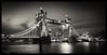 Tower Bridge B&W (GDWilson1000) Tags: london towerbridge blackwhite leefilter 06nd 5dmkii