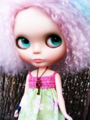Briony sparkles