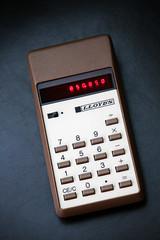 Lloyd's Novus 850 (keith midson) Tags: vintage electronics calculator lloyds vintageelectronics accumatic