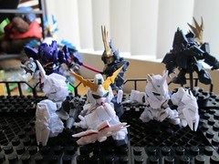 SD Gundam NEXT Series 12 (dFangX) Tags: banshee next sd knight gundam unicorn mode rozen zulu destroy