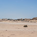No Man's Land - Western Sahara / Mauritania border in Guarguarate
