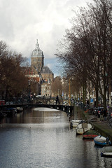 Amsterdam channels (Alexey Palagin) Tags: holland amsterdam channel holl