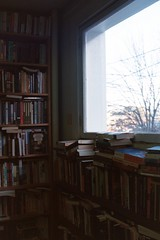 heartwood books () Tags: film 35mm vintage bookstore charlottesville bookshop