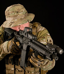 Kitted Out (S.Dobbins) Tags: gloves impact 20 armory accurate eotech sbr mechanix battlecomp elzetta zflm60