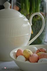 Pasen 2013 (MiChaH) Tags: food easter brunch teapot eten pasen eastereggs theepot egges 2013 paasbruch paaseites