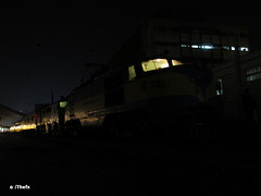 Nocturno Alameda - Temuco (Thefx / Francisco) Tags: tren alameda 10000 estacin efe nocturno 2130 16000 terrasur cochecomedor trenturstico estacinalameda e3020 clasepreferente d16012 terrasurtemuco trendelrecuerdo clasesaln rpidodelafrontera 20130328