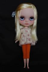 Oribel - Custom Blythe #06