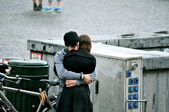 Holding (jamierbw) Tags: boy love girl loving hugging holding couple embracing