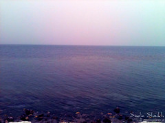 Khobar Cornishe (mochusile) Tags: ocean sea water beautiful landscape ksa khobar cornishe