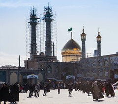 IMG_1947 (ninara) Tags: shrine iran islam qom