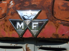 DSCF1702 Ferguson tractor, detail, Trysil, Norway (boaski) Tags: summer mountain nature norway norge norwegen norvegia osen noorwegen trysil hedmark norwege sterdalen norwegia sreosen