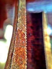 Monolith (Grant Simpson Photo) Tags: camera macro metal rust rusted bit cliche iphone iphoneography grantsimpsonphoto iphoneonly photojojomacro uploaded:by=flickrmobile flickriosapp:filter=nofilter