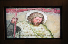 Taken From a Video 7 (Jocey K) Tags: italy building art church video screen worldheritagesite verona fresco paitning santanastasia cosmostour6330